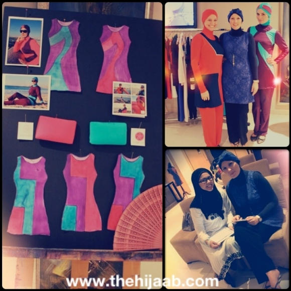 Hijab Sports & Swim wear