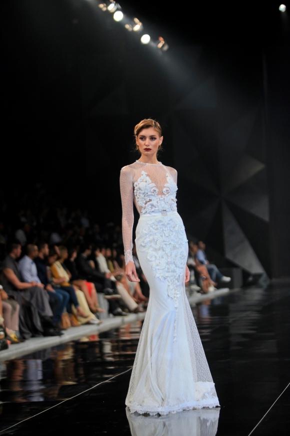 Ezra at Fashion Forward 2013