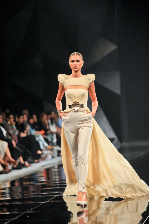 Ezra at Fashion Forward
