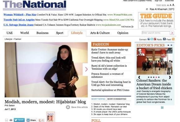 the national www.thehijaab.com
