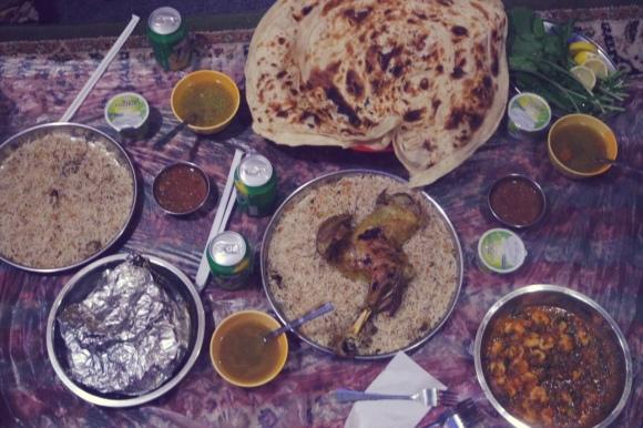 Traditional Mandi