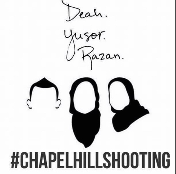 Chapel hill Shooting