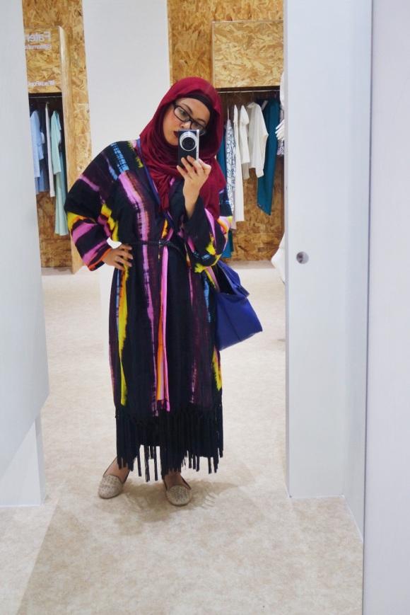 Dubai street style fashion