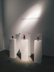 Aisha Al Sowaidi Domestic Midkhan